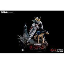 -=] 5PRO - Studio Legend Anime Kyashan & Flender Polystone Statua [=-DISPONIBILE