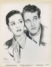 SOMEBODY UP THERE LIKES ME orig photo PAUL NEWMAN/PIER ANGELI/MORR KUSNET Art