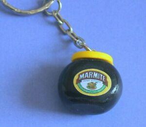 Marmite keyring,jar of Marmite keyring,Marmite gift,love Marmite,novelty keyring