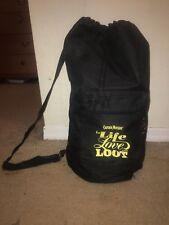Captain Morgan Life Love And Loot Duffle Backpack Bag
