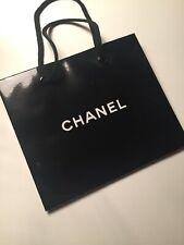 Authentic Chanel Paper Shopping Bag 14cm X 12cm