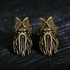 Grânulos de Espaçador Barba Estranho Pirata Imagem Miçangas Acessórios feito à mão pulseiras faça você mesmo
