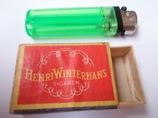 Ancienne boite allumettes vide - Cigares HENRI WINTERMANS - BELGIUM