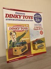 Modellino Dinky Toys Atlas Citroen DS 19 De Agostini scala 1:43