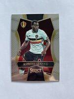 2016-17 Panini Select Soccer Romelu Lukaku Belgium Mezzanine Card #114