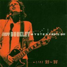 Jeff Buckley Mystery White Boy Live 95-96 CD NEW SEALED 2000