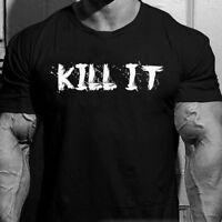 Men's High Quality Clothes Dry Fit Plain Bodybuilding Wear Gym Fitness T Shirts