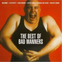 BAD MANNERS the best of (CD, compilation, 2002) greatest hits, ska, reggae-pop