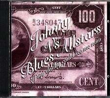 Johnny V's Blues Allstars – If My Daddy Could See Me Now CD RARE Sonny Rhodes