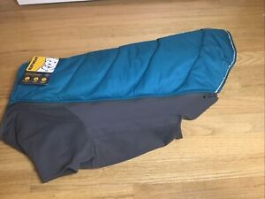 NWT RUFFWEAR Powder Hound Jacket Large Baja Blue