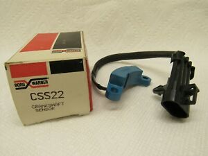 BWD CSS22 Engine Crank Position Sensor GM 3.1L V6 1994-96 FREE SHIPPING