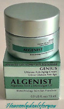 Nib sealed Algenist Genius Ultimate Anti-Aging Eye Cream 0.5 oz/15mL Free Ship