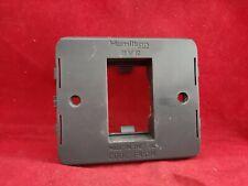 HAMILTON AVE F451M 1 MODULE PLATE