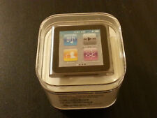 Apple iPod Nano 6th Gen 8GB Graphite, MC688LL/A (Worldwide Shipping)