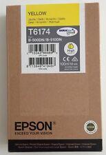 Original Epson T6174 Gelb Yellow High Capacity Epson B-500DN B-510DN MHD:2018