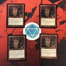 4x - MTG Grim Monolith - Urza's Legacy (ULG) - Played