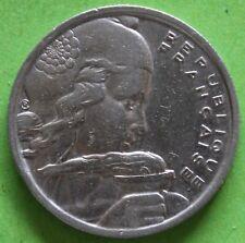 FRANCE 100 FRANCS COCHET 1956 B