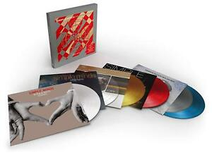 Simple Minds Rejuvenation Coffret 6 Vinyles LP 180 Grammes Colorés Neuf