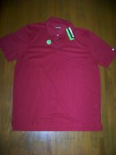 IZOD PERFORM X Cool FX Xtreme Function Golf Shirt XL NO RESERVE