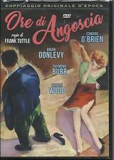 Ore di angoscia (1956) DVD