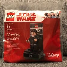 Lego Star Wars - DJ - The Last Jedi - POLYBAG - 40298 - Brand New - Sealed