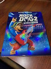 New Rock Dog 2: Rock Around the Park Blu-ray + Digital