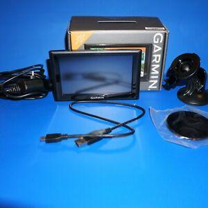 "Garmin Drive 5"" Screen LM EX GPS Navigator Lifetime Maps New Unused Open Box JB"