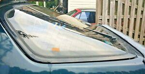 MAZDA RX-7 FC3S 86-91 Infini 10ae Bronze S4 / S5 Rear OEM Hatch Glass RARE JDM!!