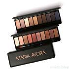 10 colores de larga duracion contorno paleta maquillaje Shimmer Eyeshadow DHY5