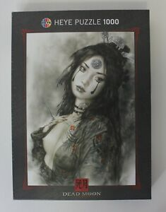 2010 SADNESS Puzzle by LUIS ROYO 1000 pcs SEALED Dead Moon Series Very Rare Heye
