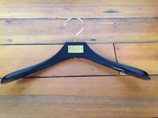Vintage MJO Personalized Monogrammed Wishbone Wood Coat Clothes Suit Hanger