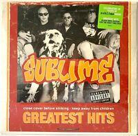 Sublime - Greatest Hits Explicit [PA] NEW SEALED LP Vinyl Record Album