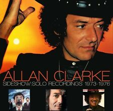 Allan Clarke - Sideshow: Solo Recordings 1973-76 [New CD] UK - Import