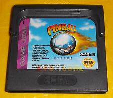 PINBALL DREAMS Sega Game Gear ○○○○○ SOLO CARTUCCIA