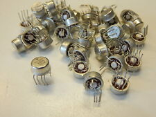 UA710HC VOLTAGE COMPARATOR METAL CAN IC - YOU GET 46 PIECES