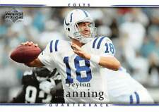 2007 Upper Deck #79 Peyton Manning > Indianapolis Colts 🔥🏈🔥