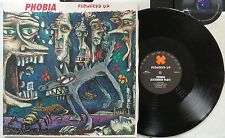 """Phobia - Flowered up (HVN 712) UK 3 Track 12"""", beds not boxes 1990"""