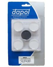 Replacement Cleaning Pads for Dapol B800 Track Cleaner