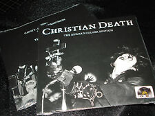 "CHRISTIAN DEATH Edward Colver Edition 7"" EP cult American deathrock LIMITED NEW"