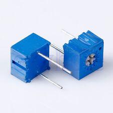 10pcs 50K ohm 3362P Trim Pot Trimmer Potentiometer 3362P-503 TW