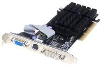 NVIDIA Geforce FX5200 Carte Graphique AGP 128MB DDR Sdram