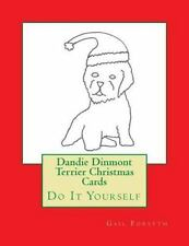 Dandie Dinmont Terrier Christmas Cards : Do It Yourself by Gail Forsyth.