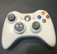 Microsoft Xbox 360 Wireless Controller OEM Genuine WHITE Battery Pack