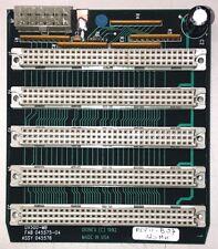 Dionex DX500-MB 5-Slot Chromatography Backplane Card/Module 045576 INT-MB