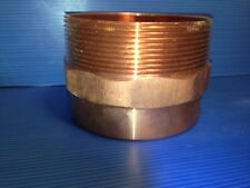 """Cello WP4-64  4"""" Copper x Male Adapter"""