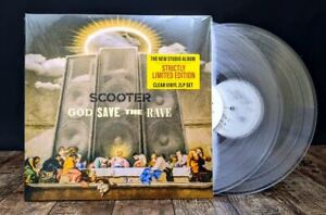 Scooter / GOD SAVE THE RAVE (LTD.Clear 2LP EDITION) / Sheffield Tunes / 1025622