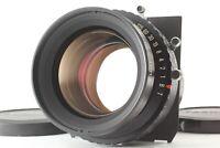 """""""Mint"""" Fujinon W 360mm f/6.3 Copal Shutter 4x5 Board Large Format Lens JAPAN"""