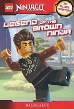 Legend of the Brown Ninja (LEGO Ninjago: Chapter B