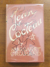 JEAN COCTEAU a biography by  Margaret Crosland - 1st/1st HCDJ 1955 - art