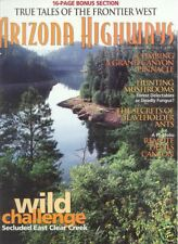 ARIZONA HIGHWAYS ~ July 2003 ~ Wild West True Tales